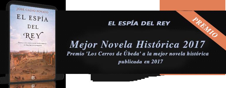 Premio mejor novela 2017